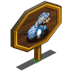 Mrs Mink Mastery Sign-icon