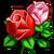 Origami Rose-icon