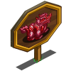 Ruby Dragon Mastery Sign-icon