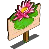 Water Lily Mastery Sign-icon