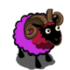 Alizarin Crimson Purple Ram-icon