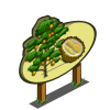 Chanee Durian Tree Mastery Sign-icon