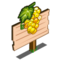 Freckled White Grape Mastery Sign-icon
