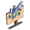 Glass Butterfly Mastery Sign-icon