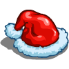 Red Winter Hat-icon