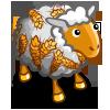 Rice Fleece Sheep-icon