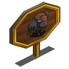 Bison Mastery Sign-icon