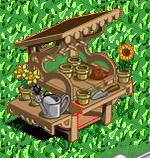 Gartenschuppen-icon