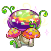 Pixie Mushrooms-icon