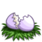 Purple Baby Bunny Eggs Stage 9-icon