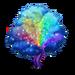 Rainbow Burst Tree-icon