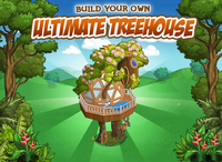 Ultimate Treehouse Loading Screen