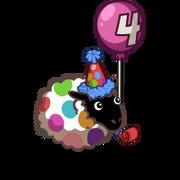 4th Birthday Sheep-icon