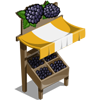 Blackberry Stall-icon