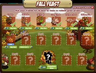 Fall Festival Day 7