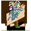 Rainbow Snowflake Mastery Sign-icon