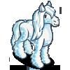 Snowy Horse-icon