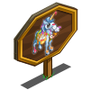 Babysitter Unicorn Foal Mastery Sign-icon