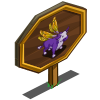 Dragon Bull Mastery Sign-icon