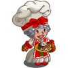 Holiday Baker Gnome-icon