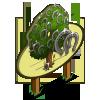 Horseshoe Tree Mastery Sign-icon