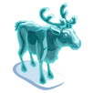 Iced Reindeer-icon