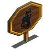 Kabardin Foal Mastery Sign-icon