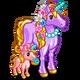 Mother and Baby Unicorn-icon