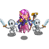 Sorceress and Undead-icon