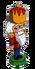 Winter red nutcracker-icon