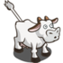 Big Frightened Cow-icon