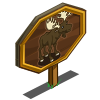 Eastern Moose Mastery Sign-icon