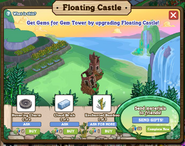 Floating Castle Inside