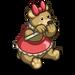 Flute Mama Bear-icon