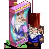 Fun House Mirror Gnome-icon