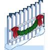 Garland Fence-icon