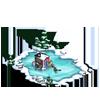 Ice Fishing Lake-icon