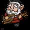Mandolin Gnome-icon
