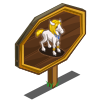 Modern Foal Mastery Sign-icon