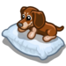 Pillow Pouncing Puppy-icon