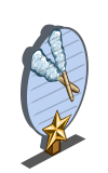 Rock Candy 1 Star Mastery Sign-icon