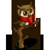 Scarf Owl-icon