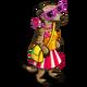 Trendy Fashion Meerkat-icon