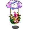 Fairy Cloud Swing-icon