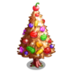 Fruitcake Tree-icon