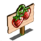 Glass Strawberries Mastery Sign-icon
