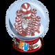 Gnome Snow Globe-icon