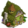 Green Cottage-icon