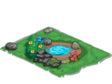 Iris Rainbow Pond