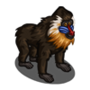 Mandrill Baboon-icon